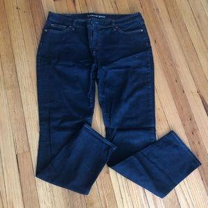 Land's End slim leg jeans